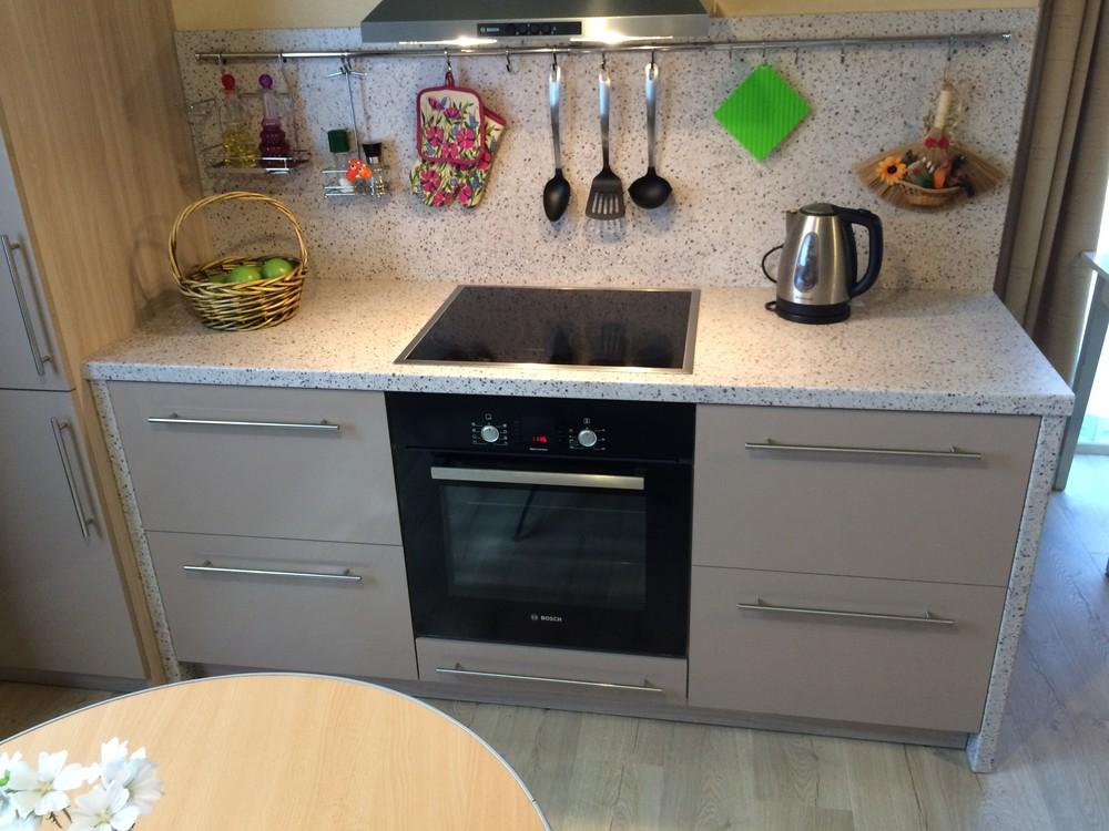 Акриловые кухни-Кухня из пластика «Модель 104»-фото11