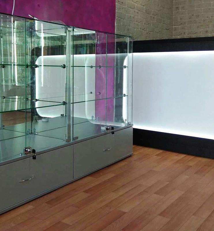 Торговая мебель-Мебель для магазина «Модель 171»-фото1