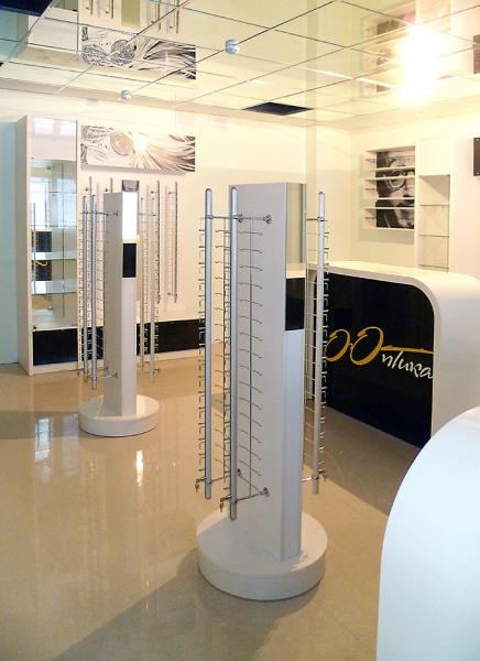 Торговая мебель-Мебель для оптики «Модель 210»-фото2