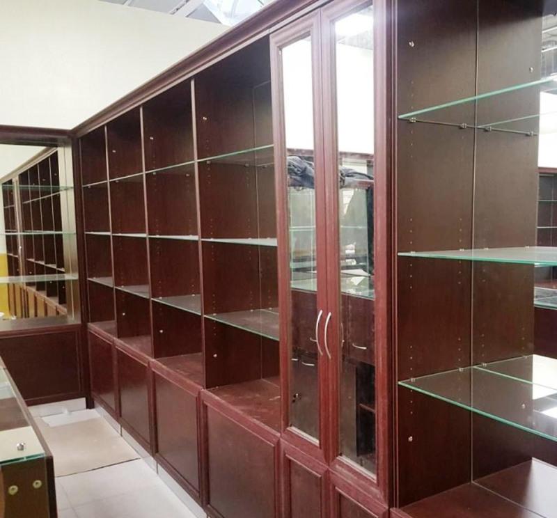 Торговая мебель-Торговая мебель «Модель 1»-фото1