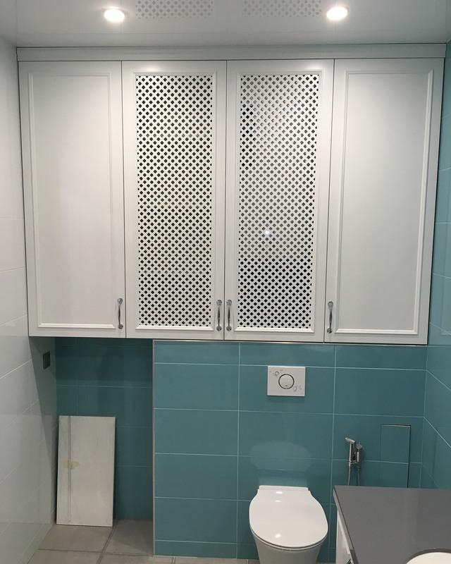 Мебель для ванной комнаты-Мебель для ванной «Модель 8»-фото4