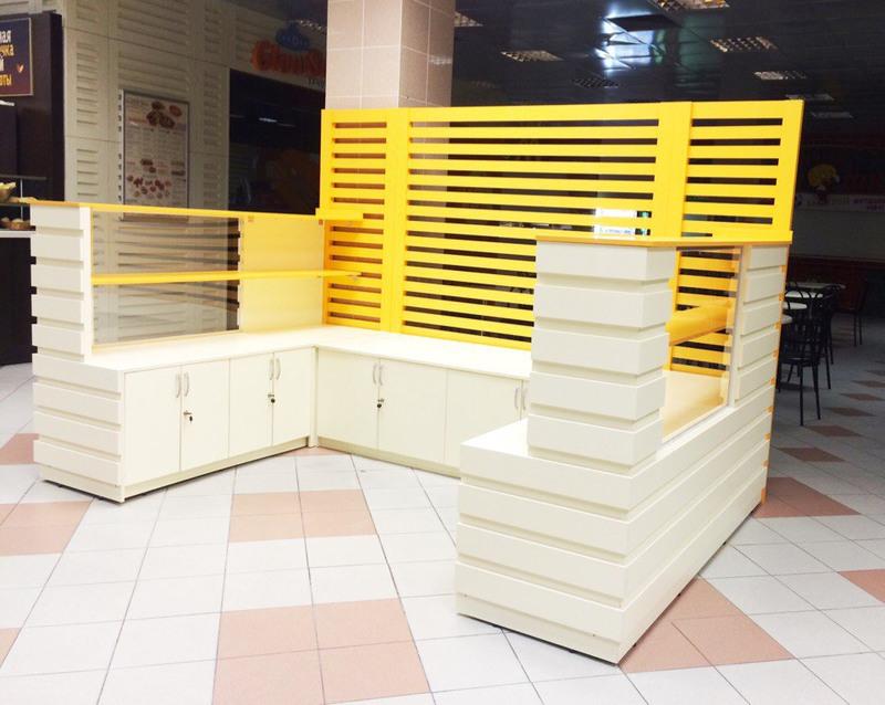 Торговая мебель-Торговый островок «Модель 267»-фото1