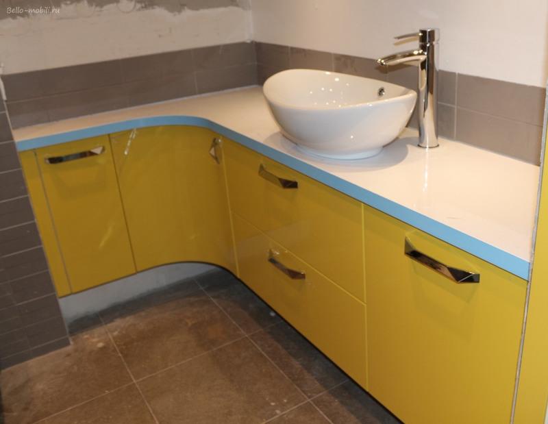 Мебель для ванной комнаты-Мебель для ванной «Модель 78»-фото1