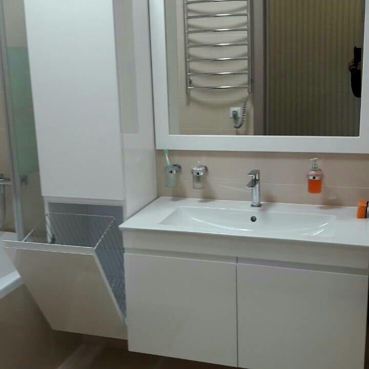 Мебель для ванной комнаты-Мебель для ванной «Модель 92»-фото2