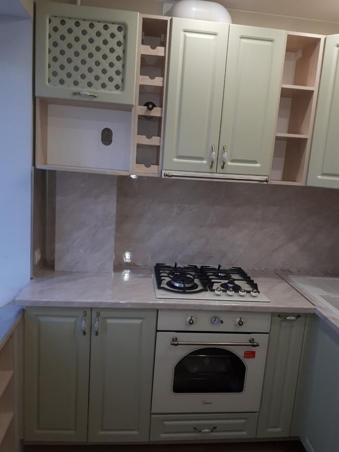 Встроенная кухня-Кухня «Модель 498»-фото2