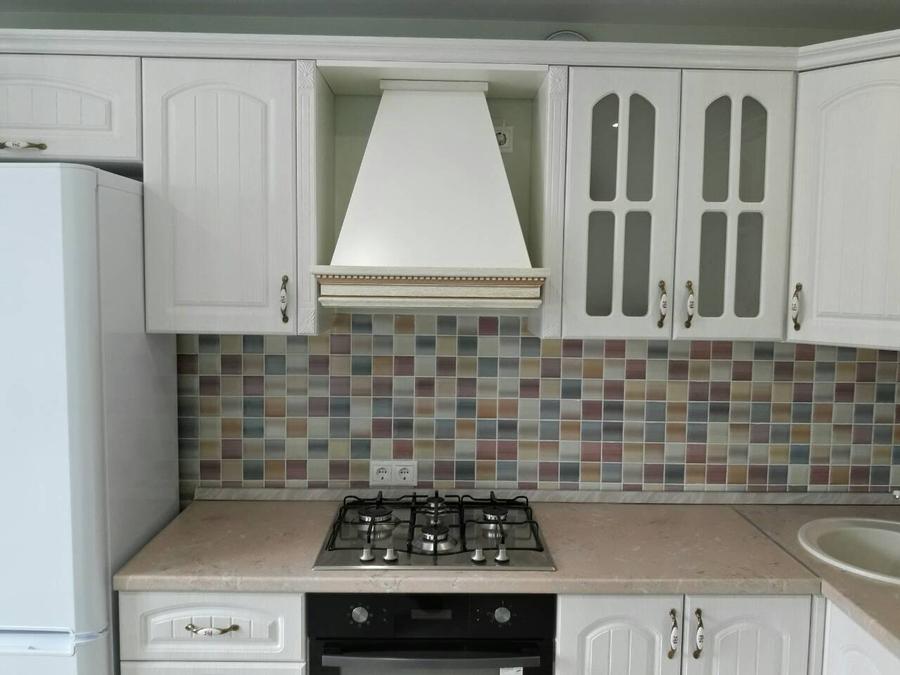 Белый кухонный гарнитур-Кухня «Модель 479»-фото5