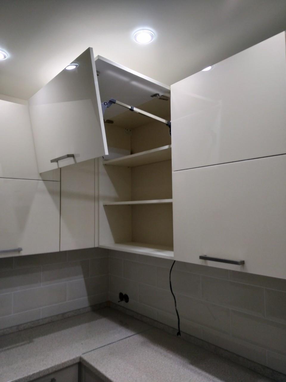 Акриловые кухни-Кухня из пластика «Модель 536»-фото7