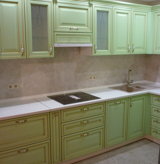 -Кухня МДФ в ПВХ «Модель 326»-фото26