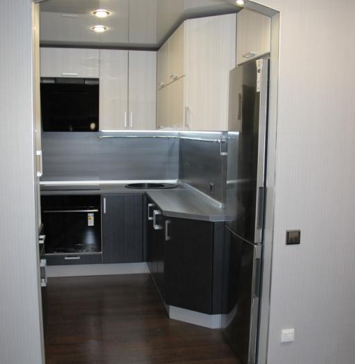 -Кухня МДФ в ПВХ «Модель 92»-фото17