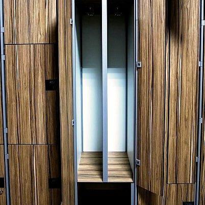 -Шкафчики для раздевалки «Модель 160»-фото5