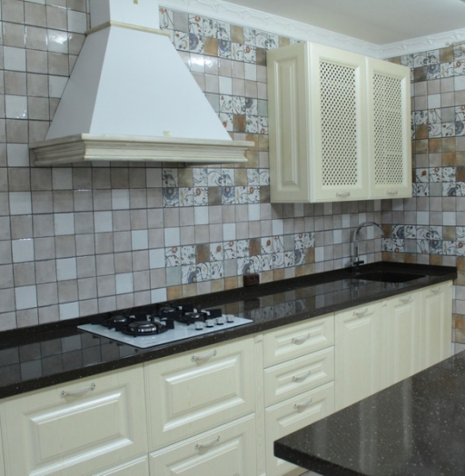 -Кухня МДФ в ПВХ «Модель 495»-фото11