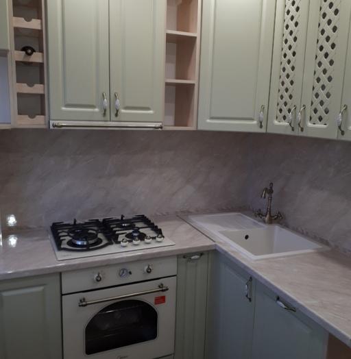 Встроенная кухня-Кухня «Модель 498»-фото4