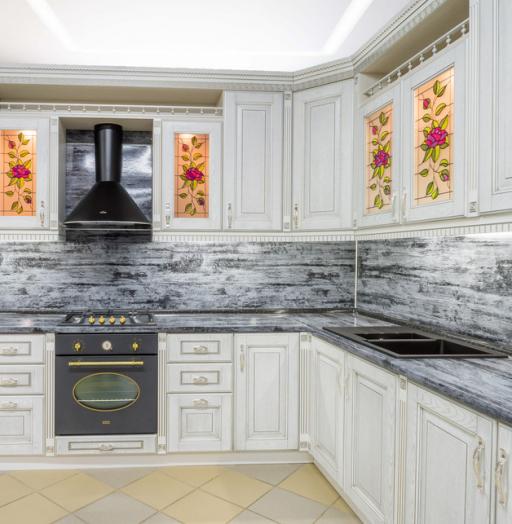 -Кухня МДФ в эмали «Модель 47»-фото26