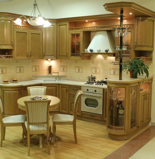 -Кухня из массива «Модель 127»-фото12