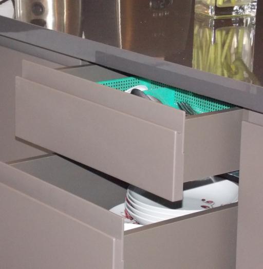 Акриловые кухни-Кухня МДФ в эмали «Модель 182»-фото12
