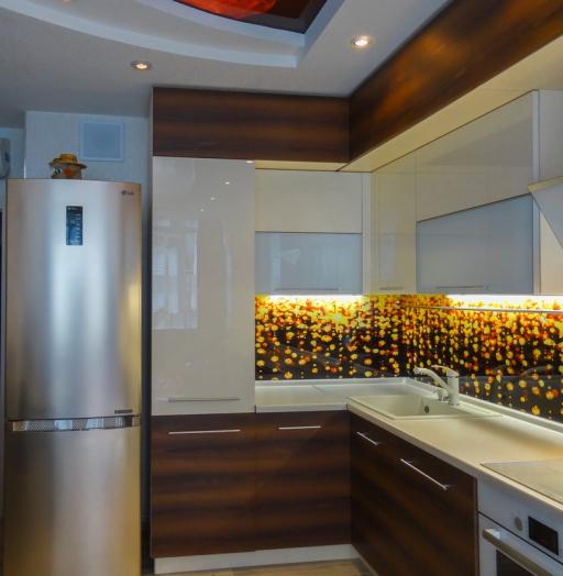 -Кухня из акрила «Модель 299»-фото11