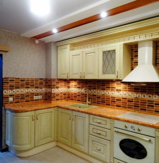 -Кухня МДФ в эмали «Модель 301»-фото20
