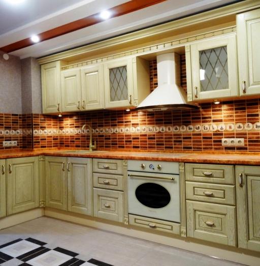 -Кухня МДФ в эмали «Модель 301»-фото25