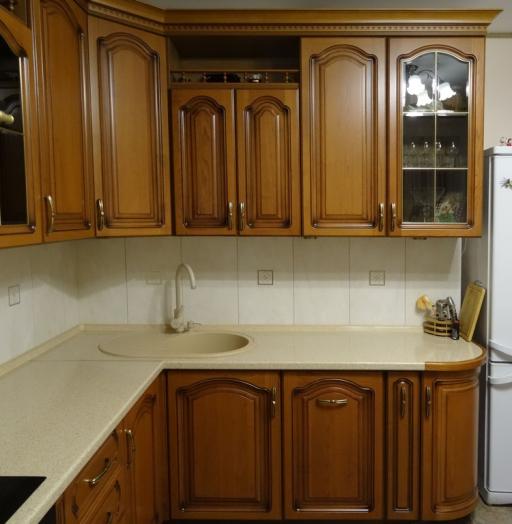 -Кухня из массива «Модель 22»-фото22