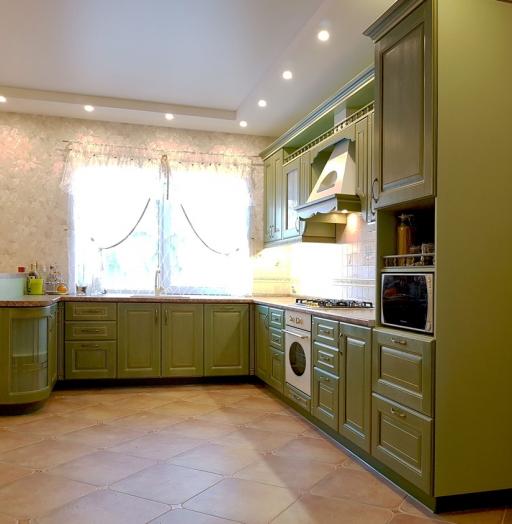 -Кухня из массива «Модель 23»-фото18